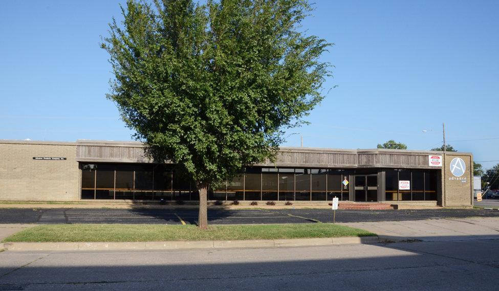 1101 E Central Ave, Wichita, KS, 67214