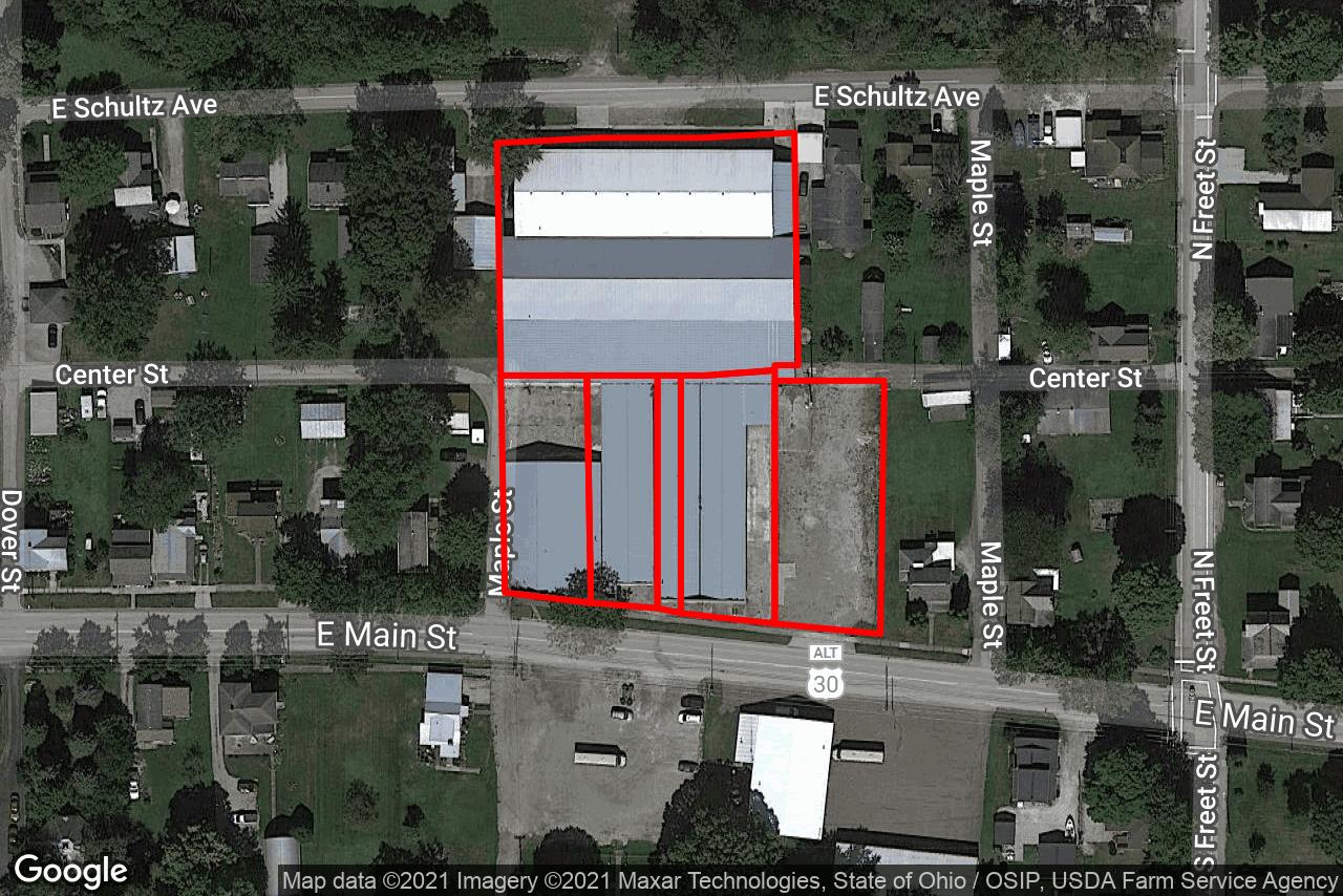 110 E Main St, Dalton, OH, 44618