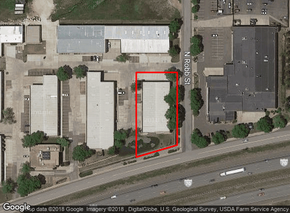 11405-11417 N I 70 Service Rd, Wheat Ridge, CO, 80033