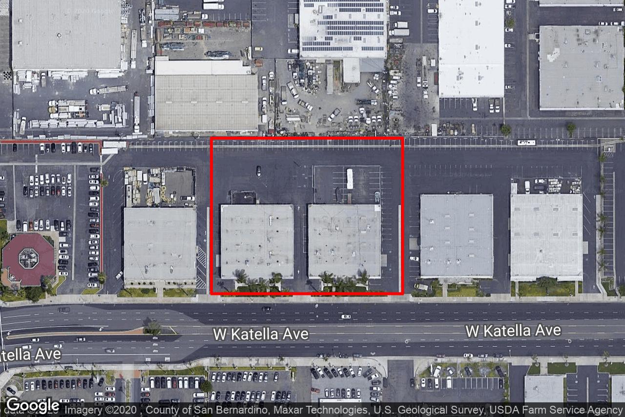 1201-1215 W Katella Ave, Orange, CA, 92867