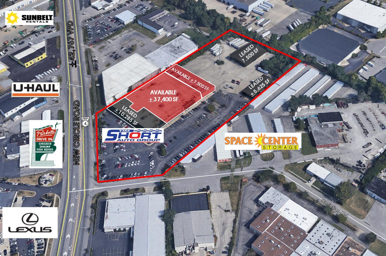 1209 E New Circle Rd, Lexington, KY, 40505