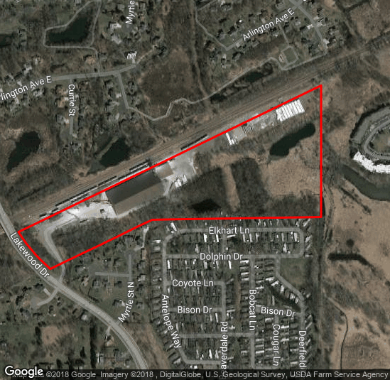1300 Mcknight Rd N, Maplewood, MN, 55119