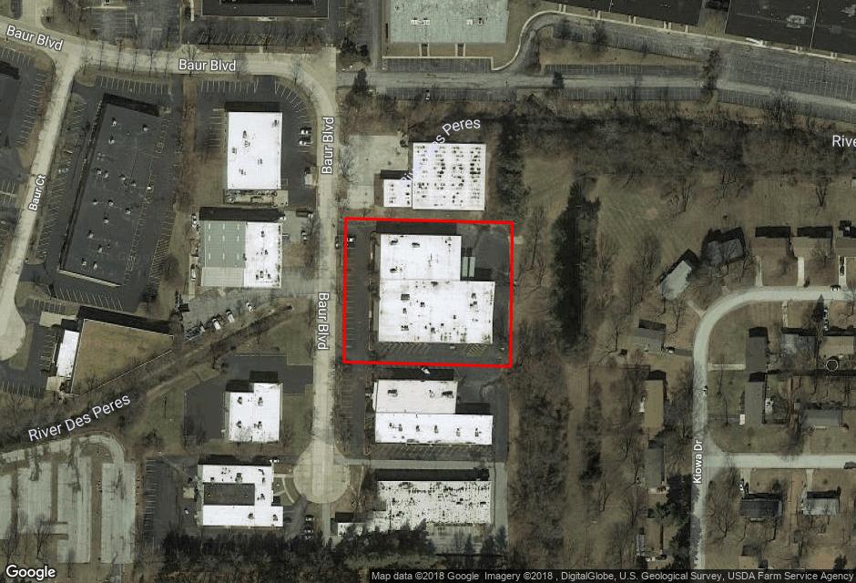 1340-1350 Baur Blvd, Olivette, MO, 63132
