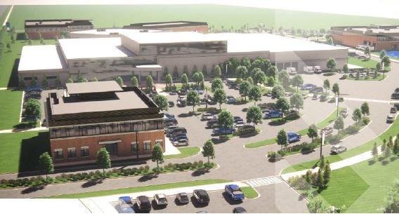 1400 S Livernois Rd, Rochester Hills, MI, 48307