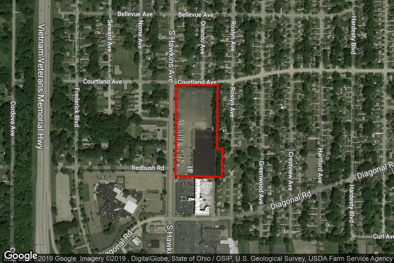 1465 S Hawkins Ave , Akron, OH, 44314