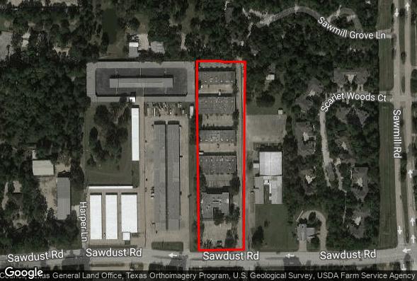 1544 Sawdust Road, Spring, TX, 77380-2929