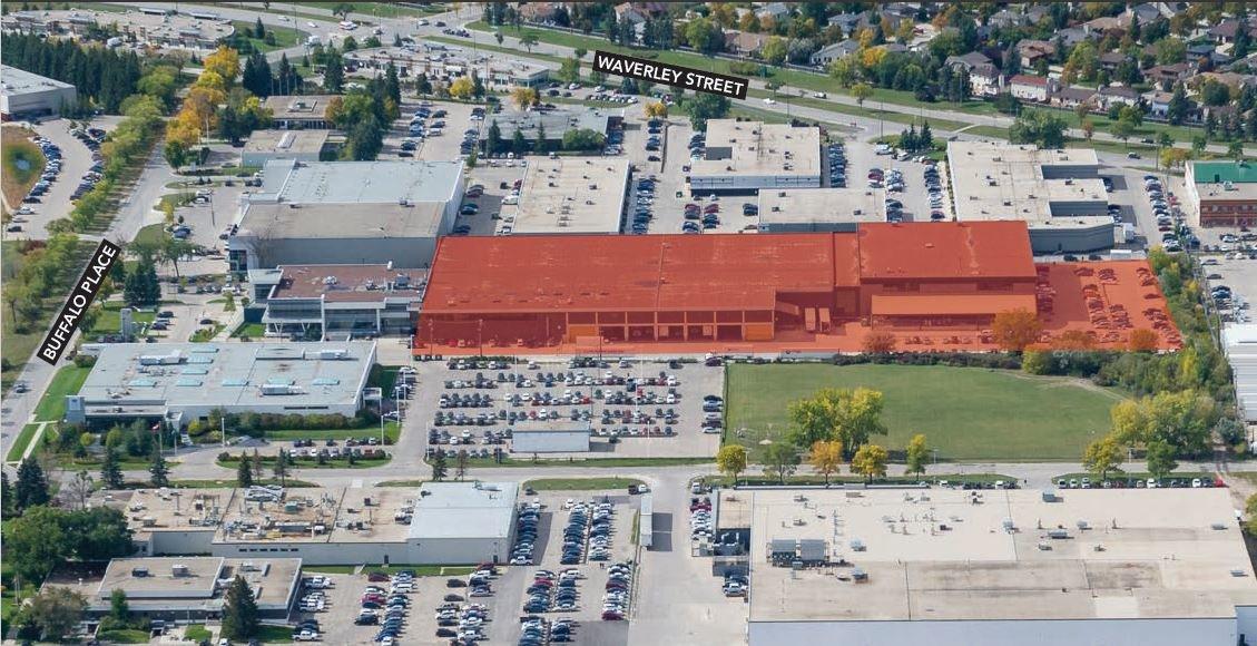 1555 Buffalo Pl, Winnipeg, MB, R3T 1M1