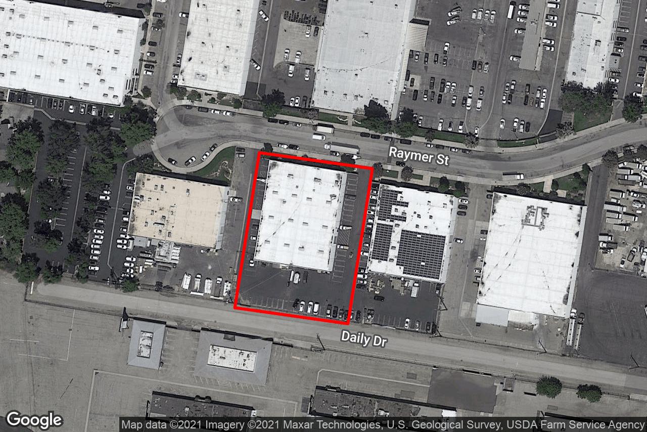 16260 Raymer St, Van Nuys, CA, 91406