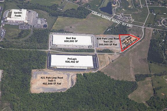 200 Park Loop Road Lot 2, Shepherdsville, KY, 40165