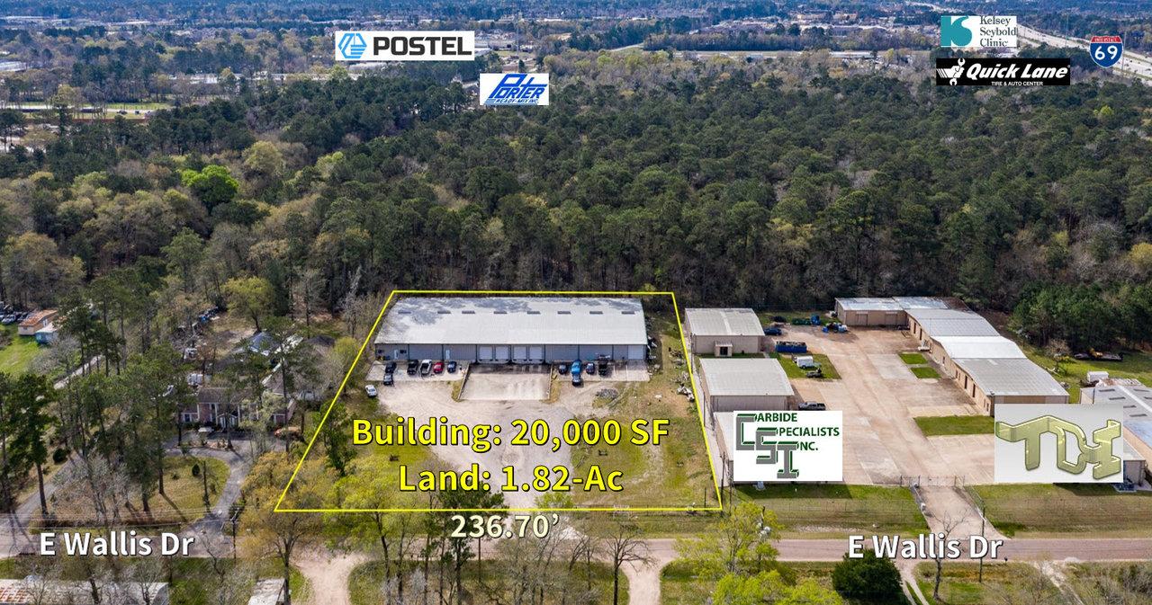 21820 E Wallis Drive, Porter, TX, 77365-5366