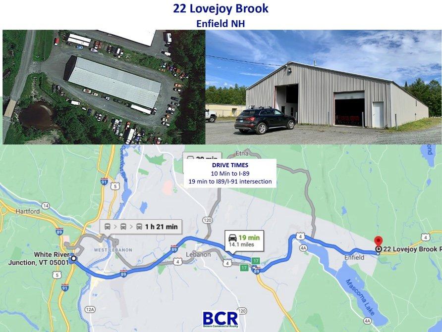 22 Lovejoy Brook Rd, Enfield, NH, 03748