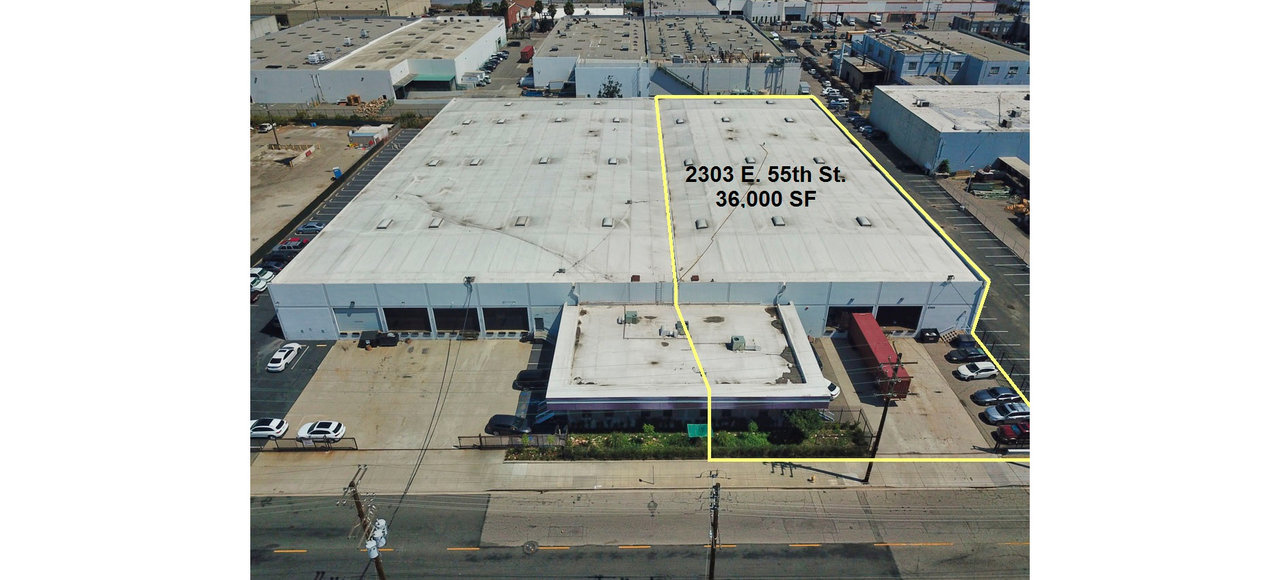 2301-2303 E 55th St, Vernon, CA, 90058