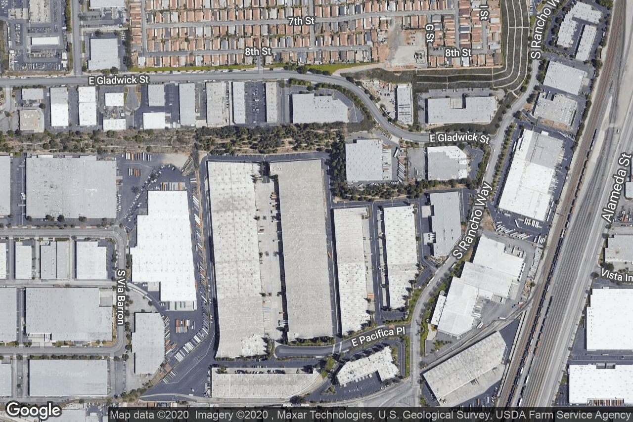 2301-2329 E Pacifica Place, Rancho Dominguez, CA, 90220