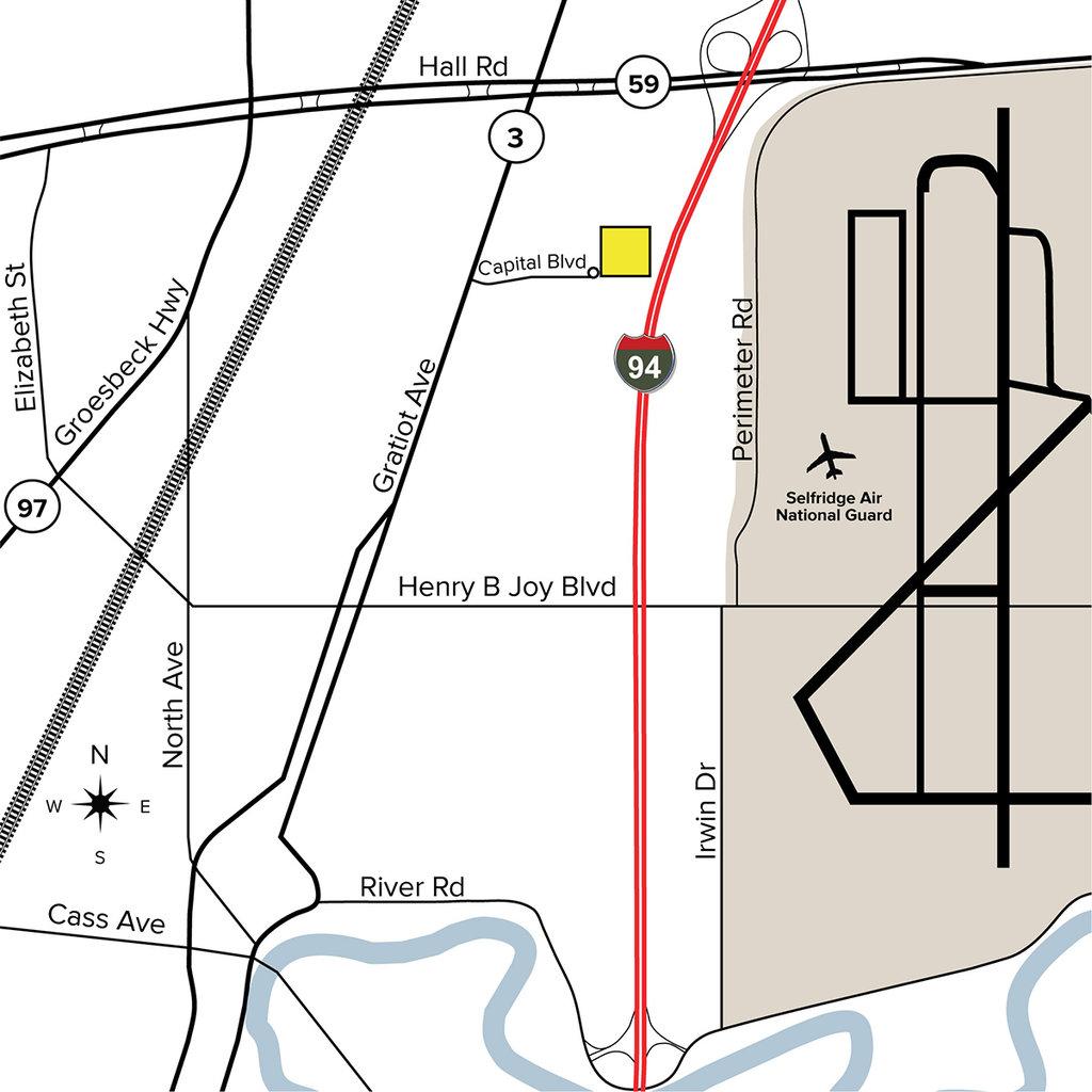 24801 Capital Blvd, Clinton Township, MI, 48036