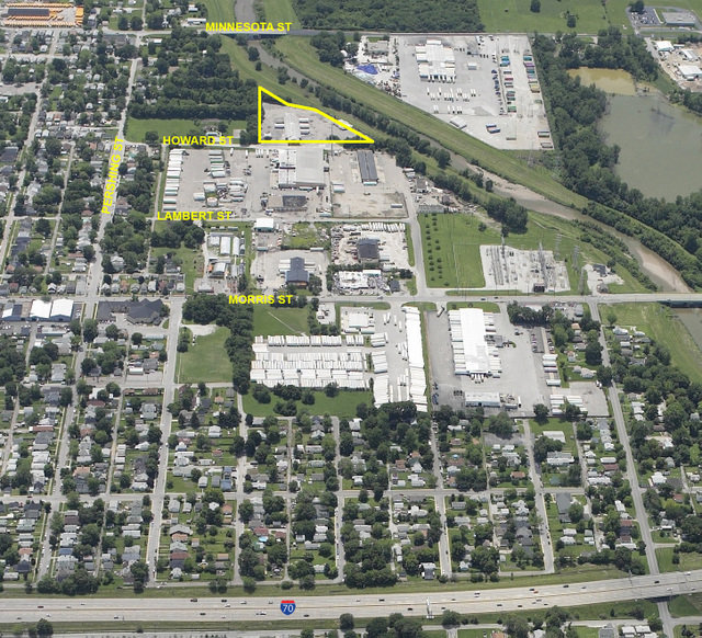 2501 W. Howard Street, Indianapolis, IN, 46221