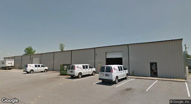 25 Collins Industrial Pl, North Little Rock, AR, 72113