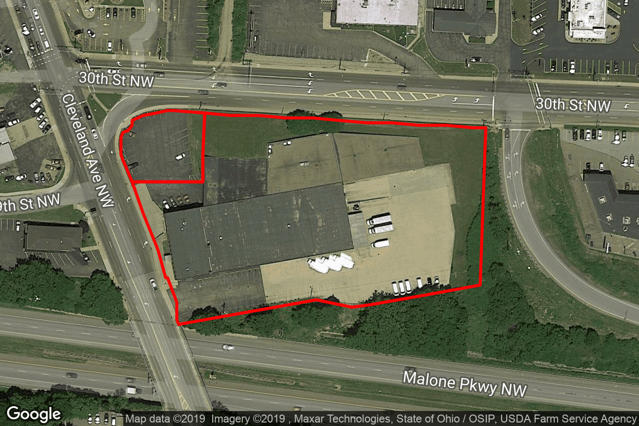 2830 Cleveland Ave Nw, Canton, OH, 44709