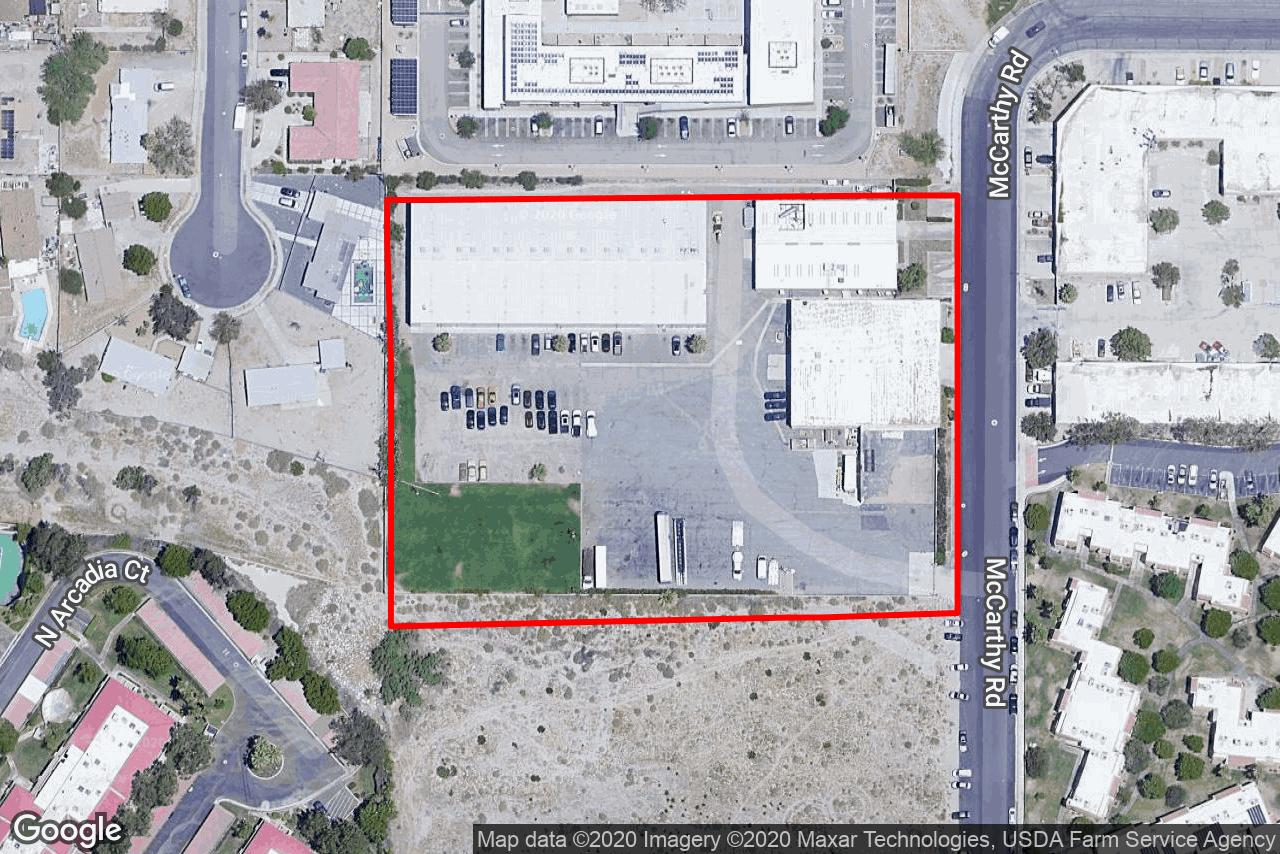 3589 McCarthy Rd, Palm Springs, CA, 92262