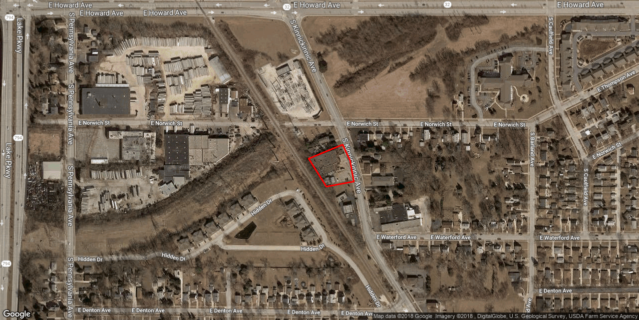 4021 S Kinnickinnic Ave, St Francis, WI, 53235