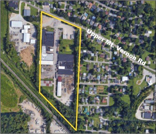4200 Upper Mt Vernon Rd, Evansville, IN, 47712