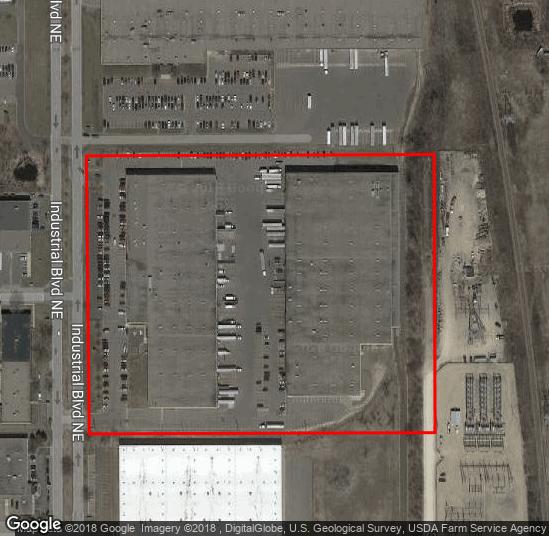 451 Industrial Blvd, Minneapolis, MN, 55413
