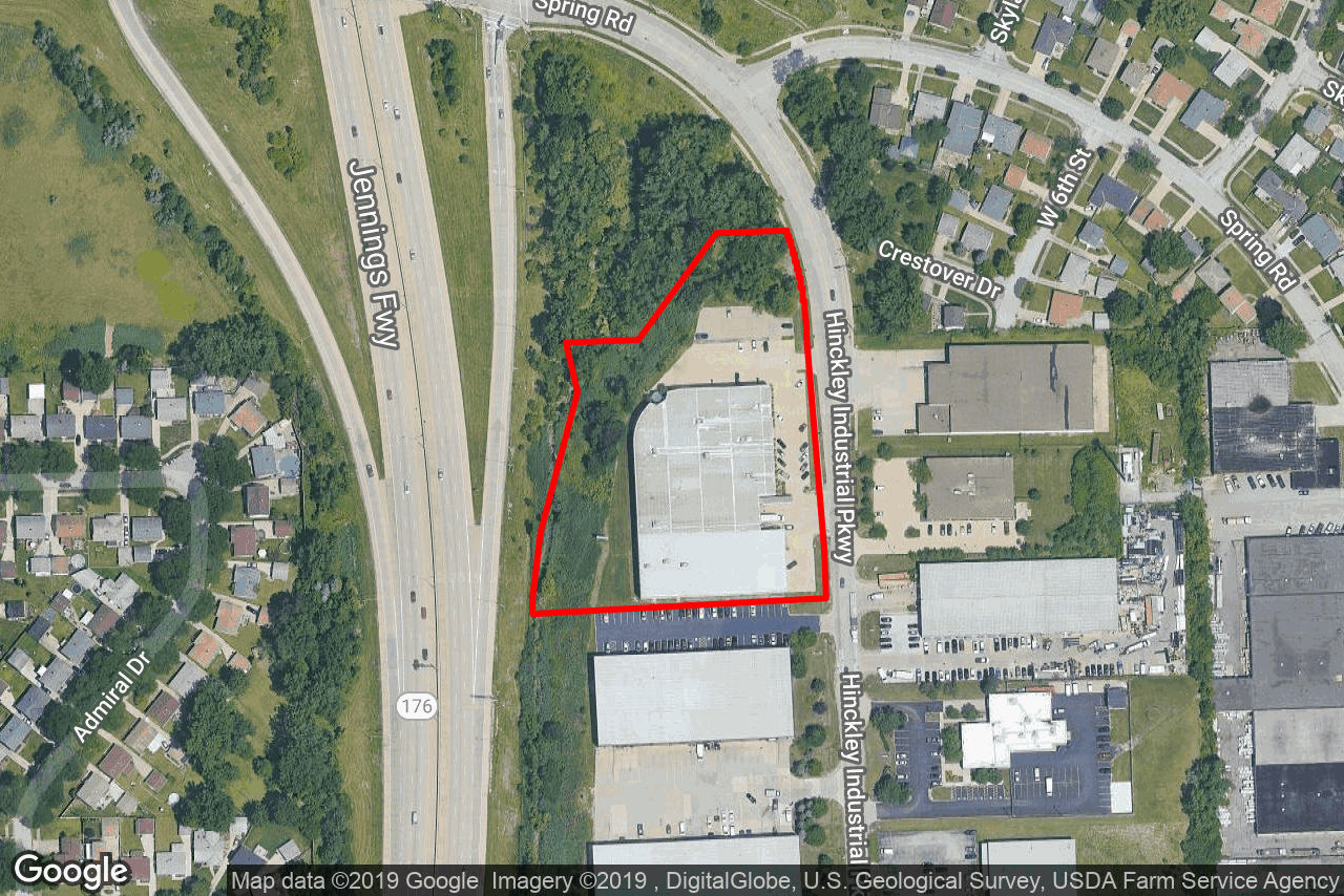 4544 Hinckley Industrial Pkwy, Cleveland, OH, 44109