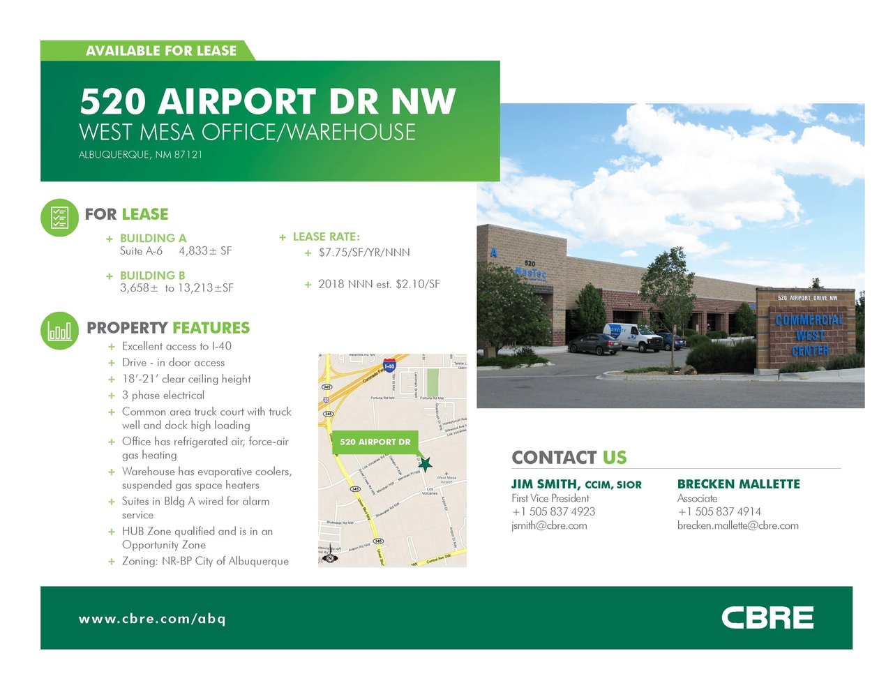 520 Airport Dr NW, Albuquerque, NM, 87121