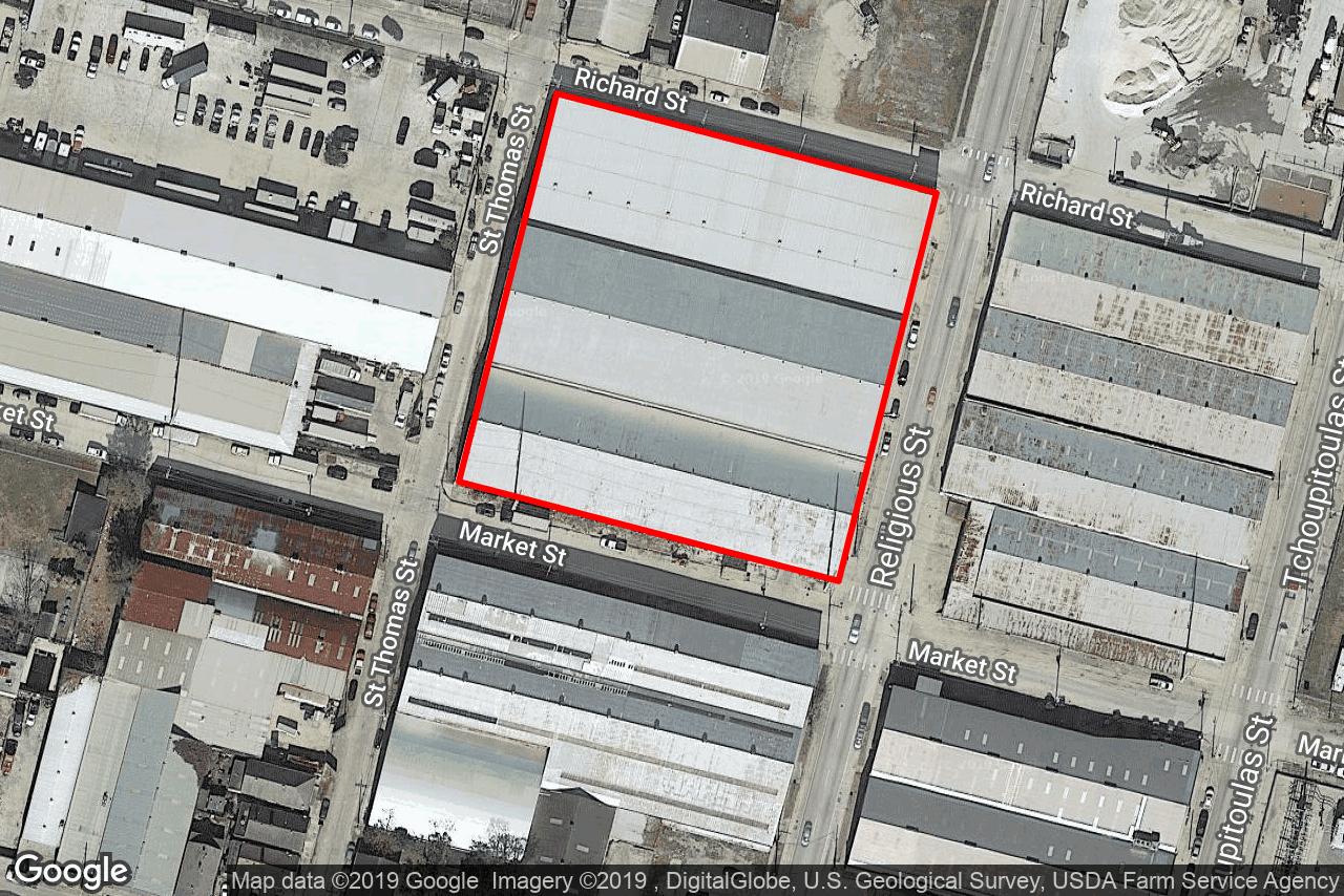 601 Market Street, New Orleans, LA, 70130