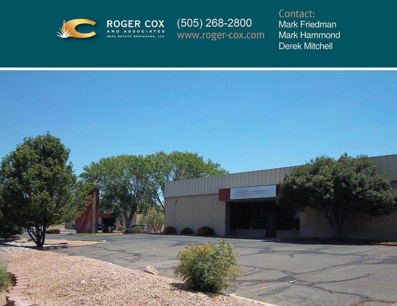6100 Jefferson St NE, Albuquerque, NM, 87109