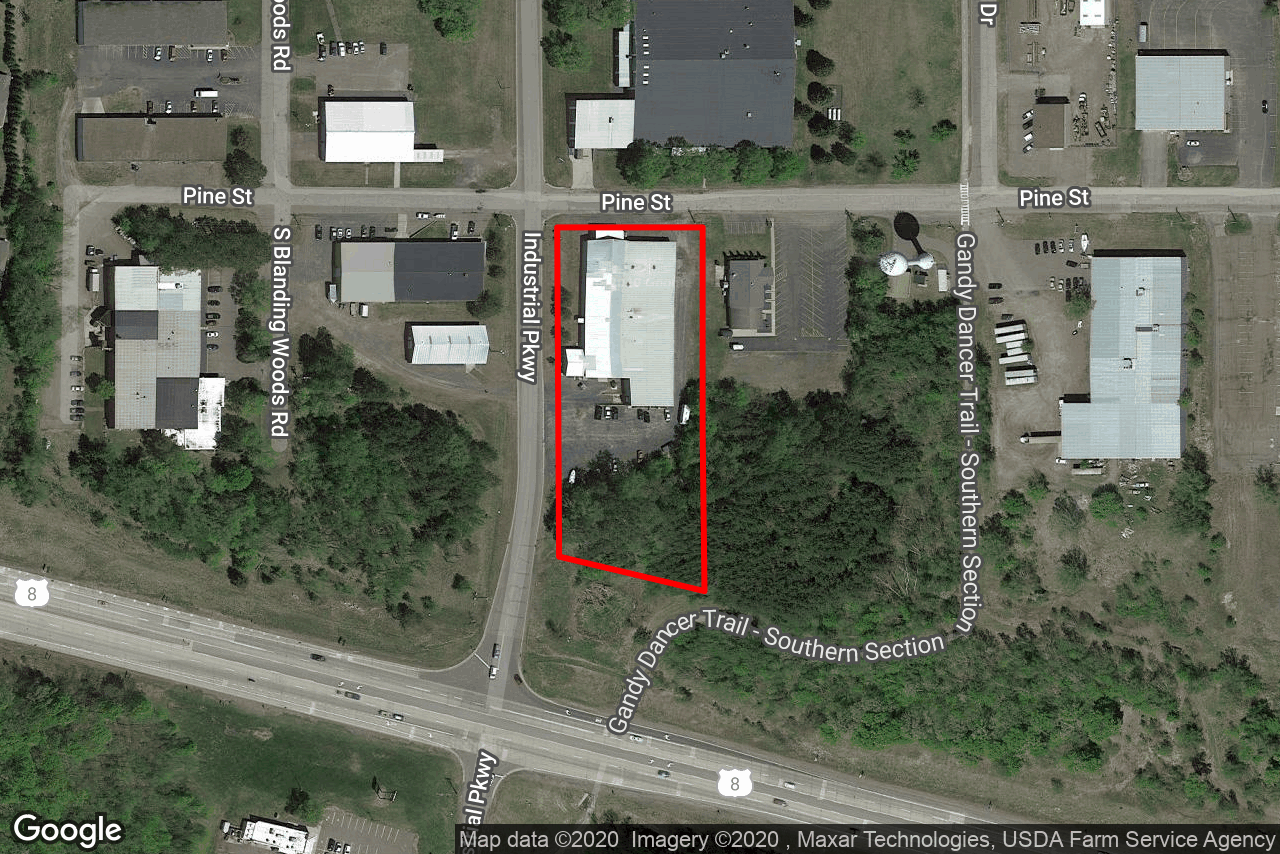 620 Industrial Pkwy, St Croix Falls, WI, 54024