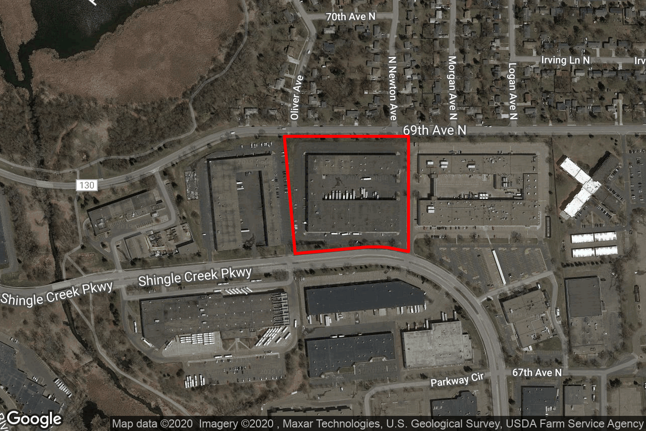 6820 Shingle Creek Pkwy, Brooklyn Center, MN, 55430