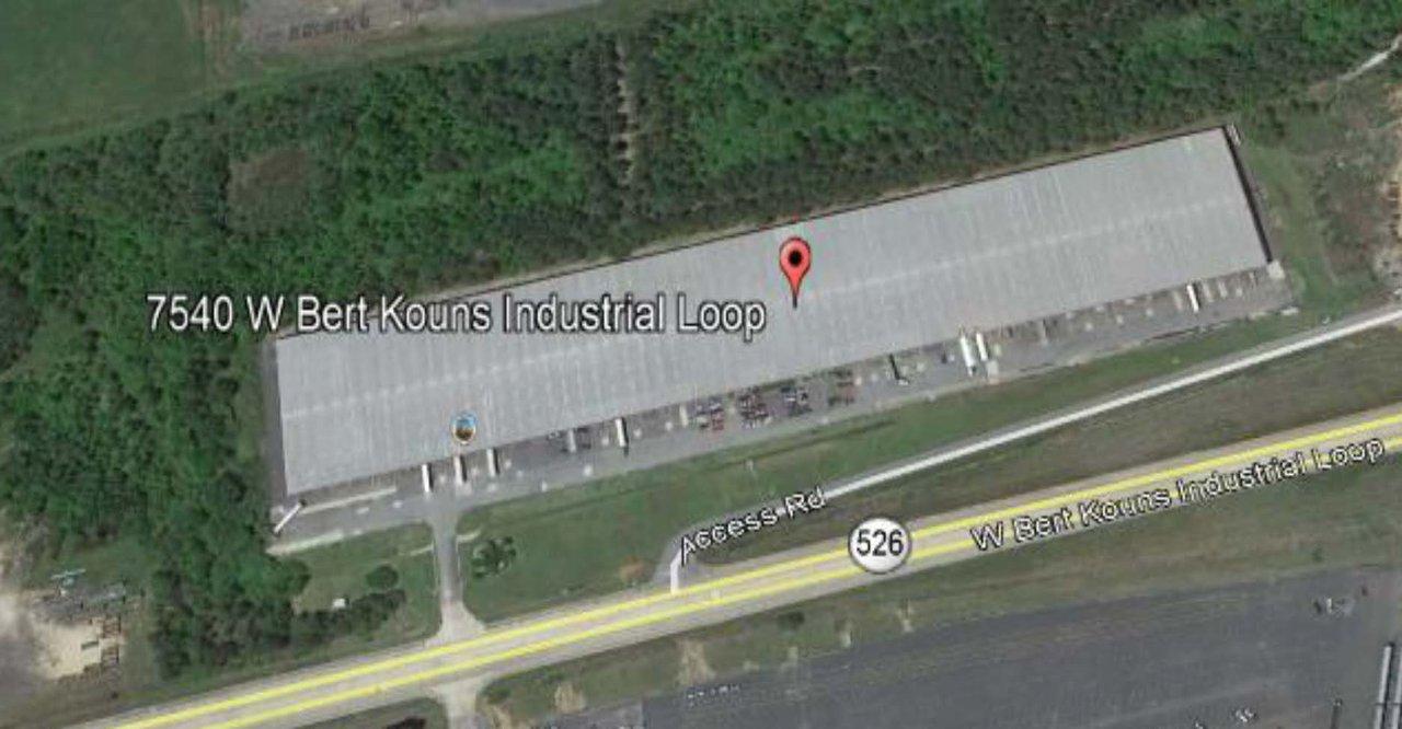 7540 W Bert Kouns Industrial Loop, Shreveport, LA, 71129