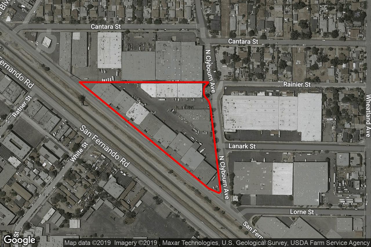 8050 San Fernando Rd, Sun Valley, CA, 91352