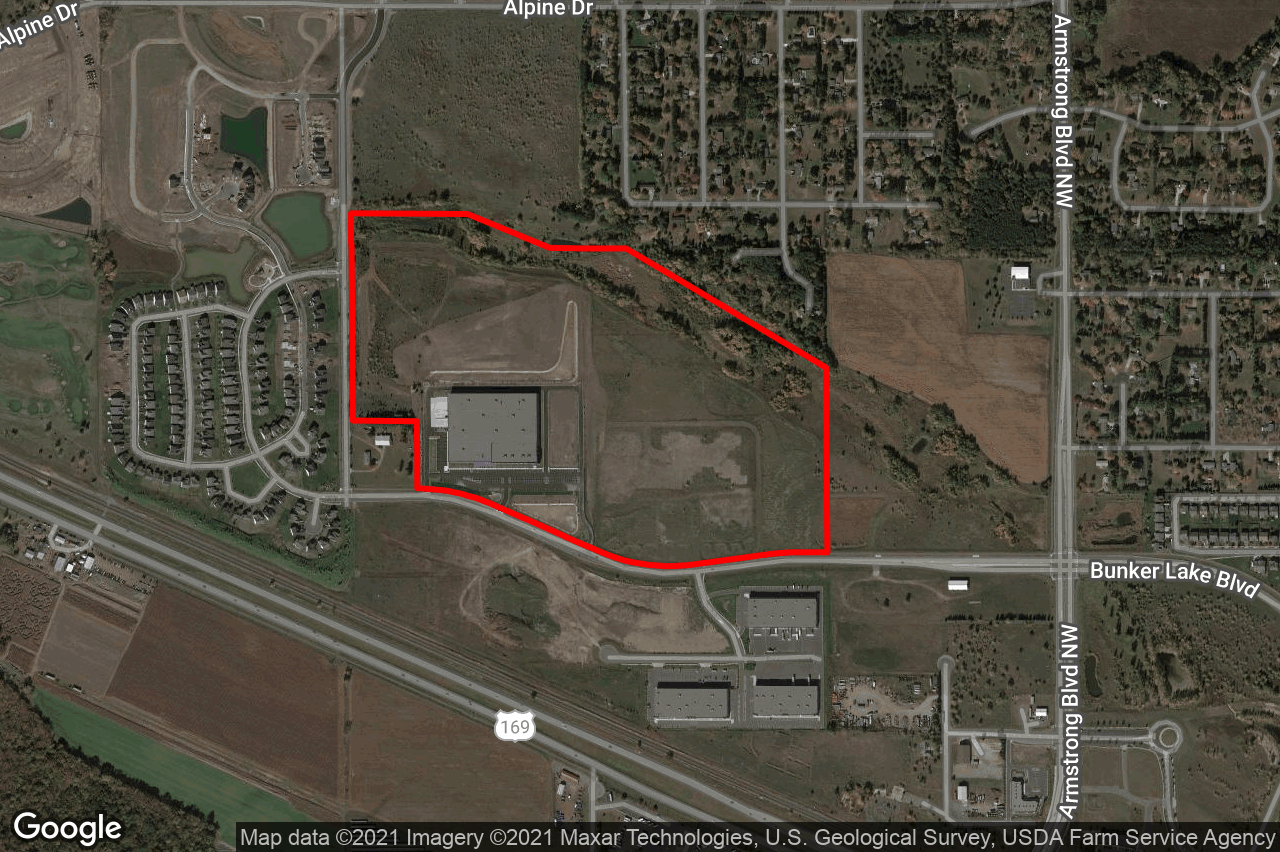 8200-8400 Bunker Lake Blvd, Ramsey, MN, 55303