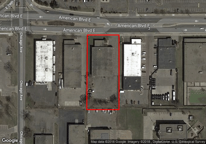 901 American Blvd E, Bloomington, MN, 55420