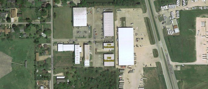 903 Industrial Road, Clute, TX, 77531