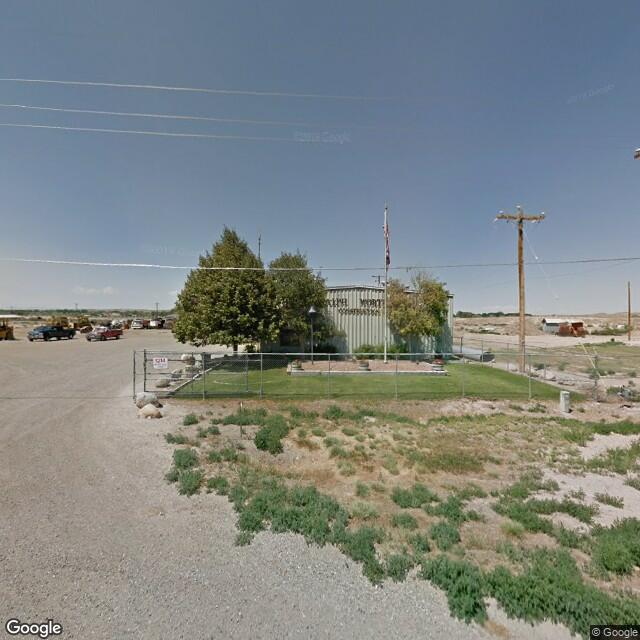 1214 S Flat Rd, Worland, WY 82401
