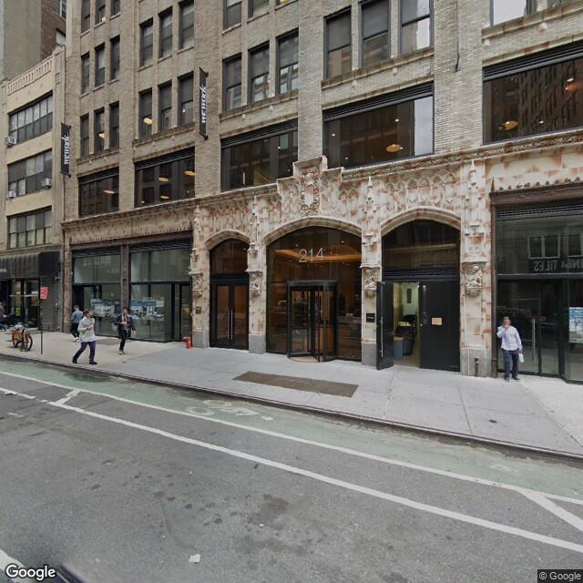 214 W 29th St,New York,NY,10001,US