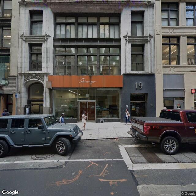 19-21 W 36th St,New York,NY,10018,US