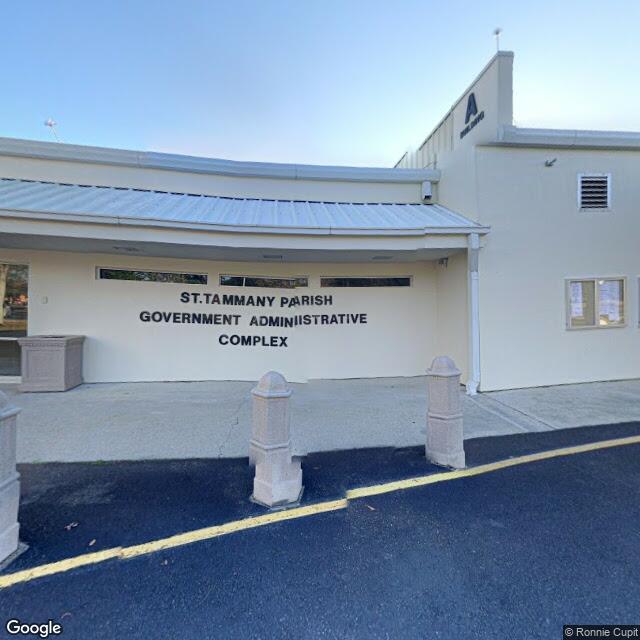 Commerce Way @ Koop Drive,Mandeville,LA,70471,US