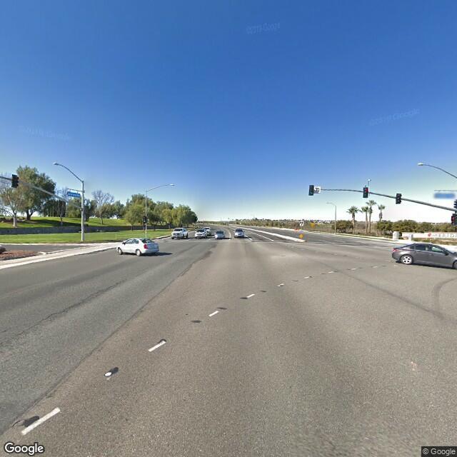 NWC Van Buren Blvd Meridian Pkwy, March Air Reserve Base, Riverside, CA 92518
